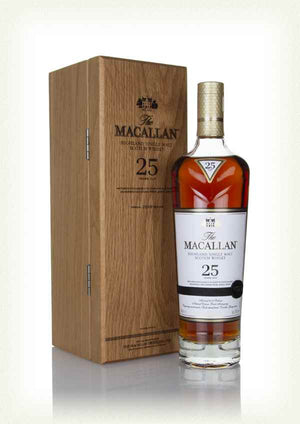 The Macallan 25 Year Old Sherry Oak (2019 Release) - Drop Club