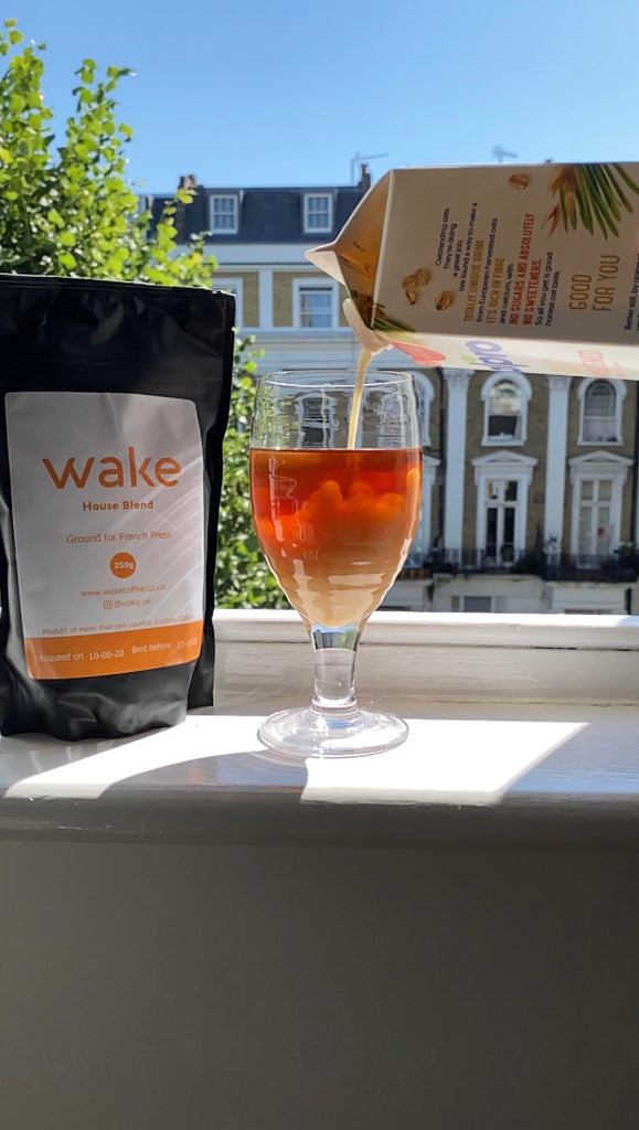 Wake Coffee UK Iced Coffee