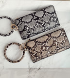 Key Ring Clutch