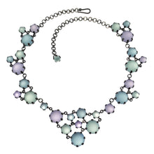 Load image into Gallery viewer, Triangle Maille Statement Necklace