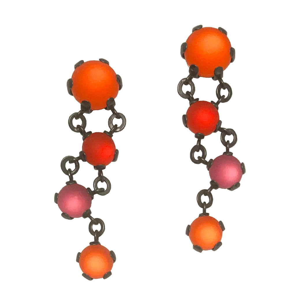 Cascades Maille Earrings