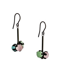 Load image into Gallery viewer, Cluster Earrings