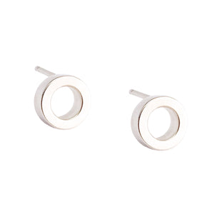 Tiny Circle and Square Studs
