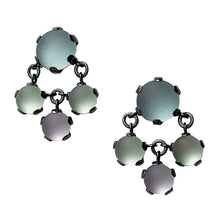 Load image into Gallery viewer, Maille Chandelier Earrings