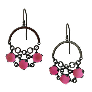Maille Hoopy Earrings