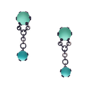 Medium Maille Chain Earrings
