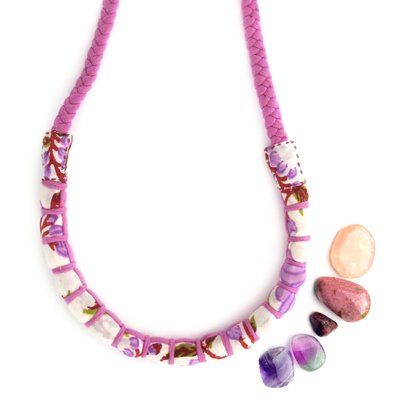 The Violet Necklace