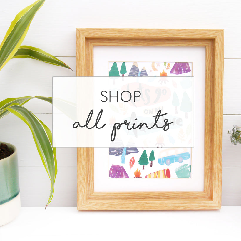Shop Our Print Collection