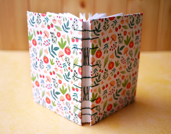 Personalised Italian Recipe Journal - A6, A5