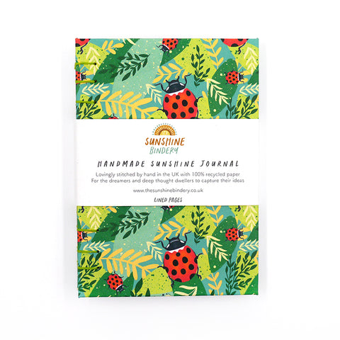Ladybird Jungle Journal