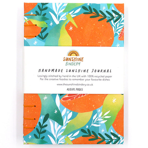 Tropicana Recipe Journal