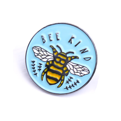 Bee Kind Enamel Pin