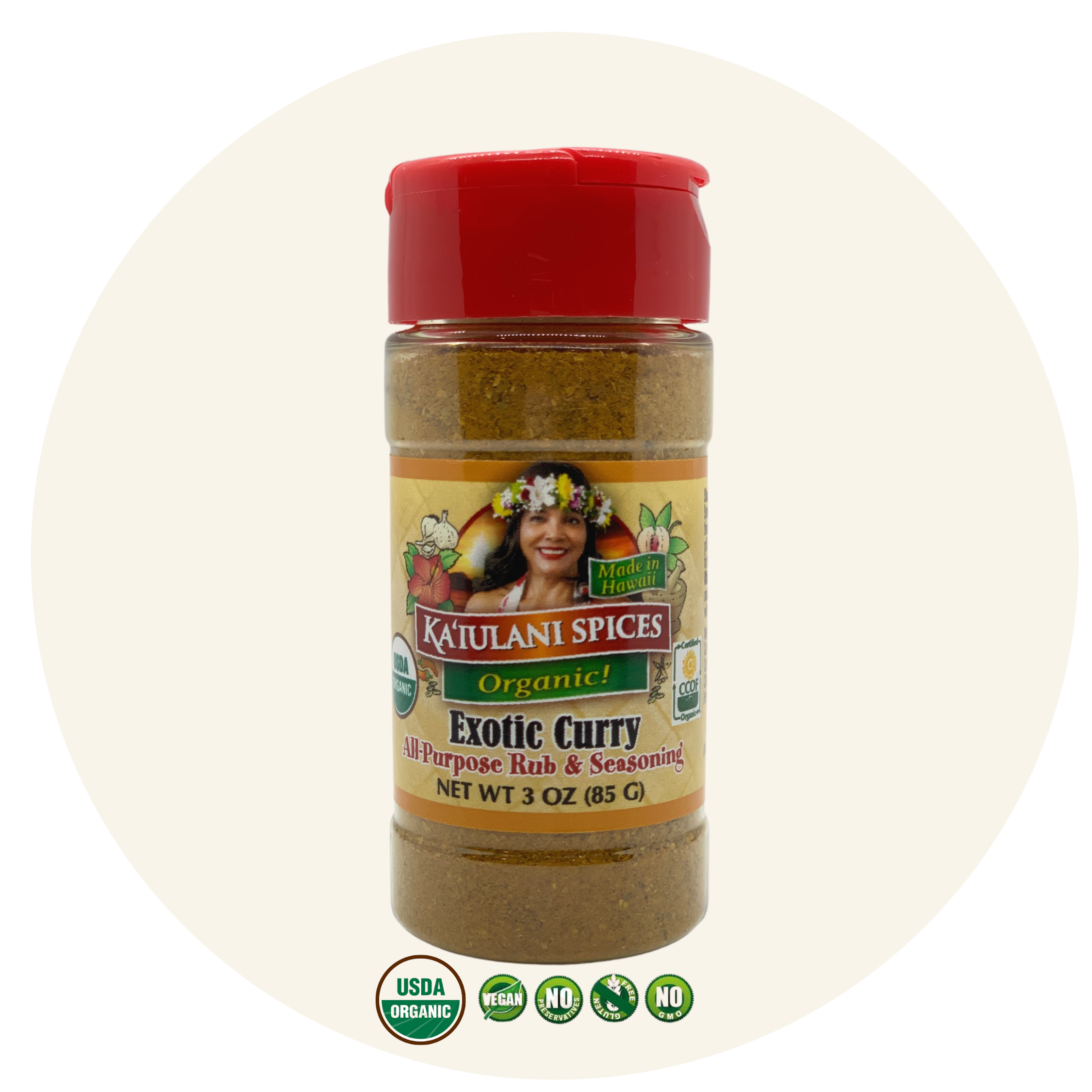Exotic Curry Spice