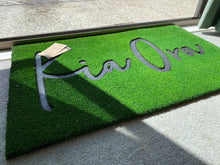Load image into Gallery viewer, Door Mat - (Kakariki)