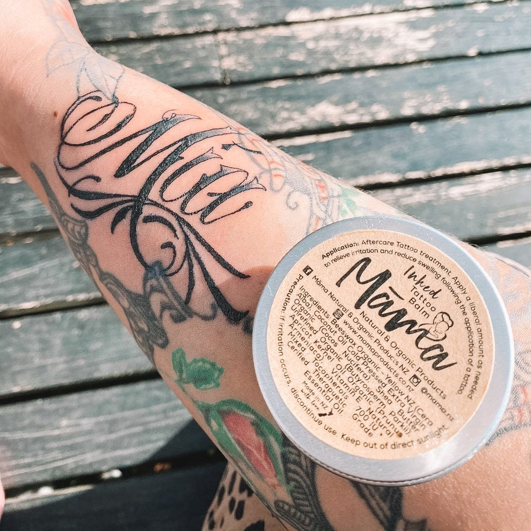 Inked Tattoo Balm