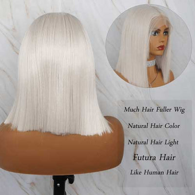 "Cheveux Luxury 12"" Cheveux Luxury® Chelsea Futura Wig - Heat Resistant Premium Synthetic Wig"