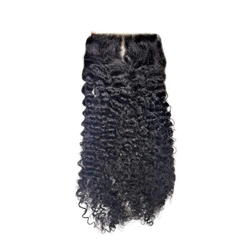 Cheveux Luxury Afro Kinky Curly Closure