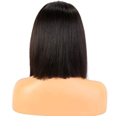 Cheveux Luxury Brazilian Silky Straight Bob - C Side Part