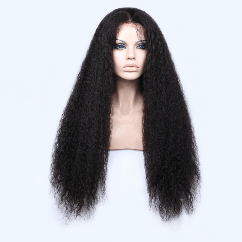 Cheveux Luxury Brazilian Spanish Wave Full Lace Wig