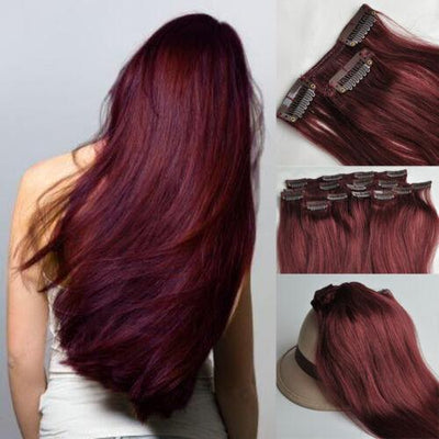 Cheveux Luxury Clip Ins Customization