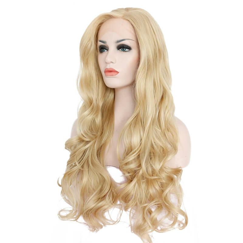 European Body Wave Blonde Full Lace Wig