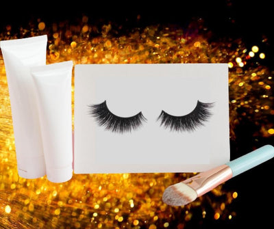Cheveux Luxury variable 3D Mink Lashes- Diana
