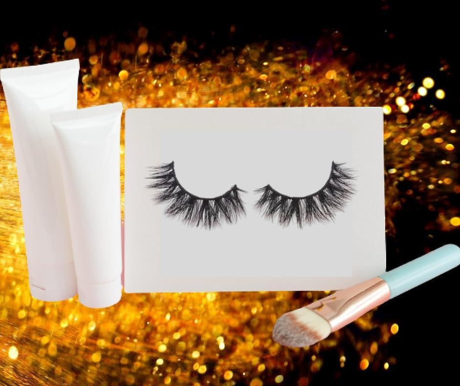 Cheveux Luxury variable 3D Mink Lashes- Kali