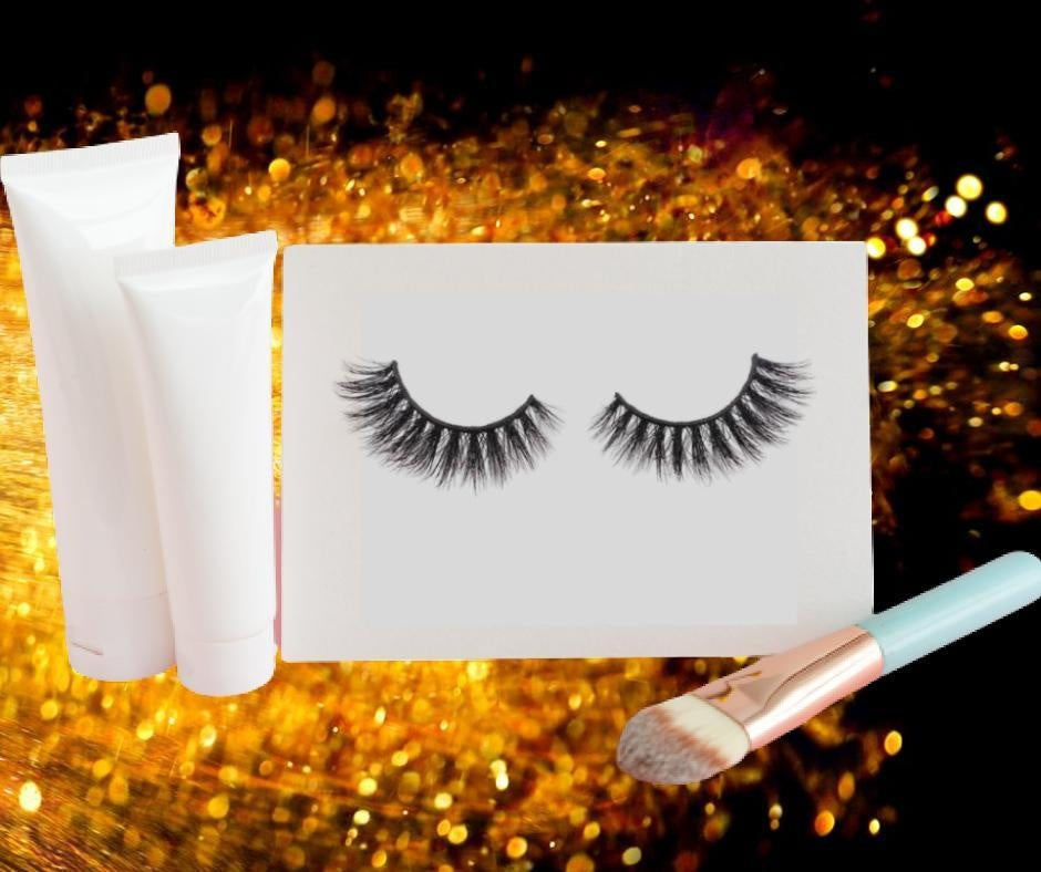 3D Mink Lashes - Nefertiti