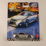 Hot Wheels Nissan Skyline GT-R BCN[R33]