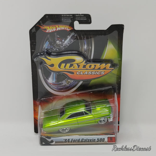 Hot Wheels Custom Classics 1964 Ford Galaxie 500