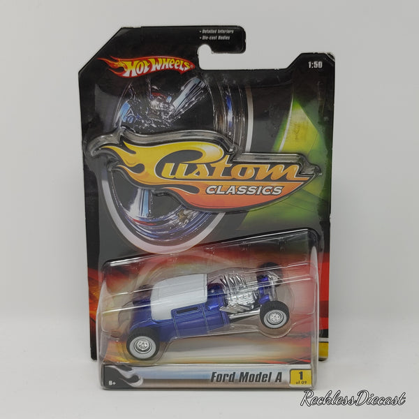 Hot Wheels Custom Classics Ford Model A