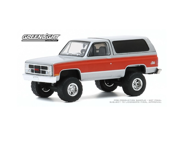 Green Light Collectibles 1984 GMC JIMMY SIERRA CLASSIC