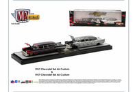 **PRE ORDER** M2 Machines Auto-Haulers Release 43 (36000-43) 1957 BEL AIR CUSTOMS