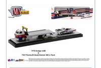 ***PRE ORDER*** M2 Machines Auto-Haulers Release 43 (36000-43) 1970 PLYMOUTH ROADRUNNER 440 6 PACK