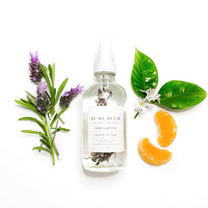 Lavender & Orange Hand Protection Spray