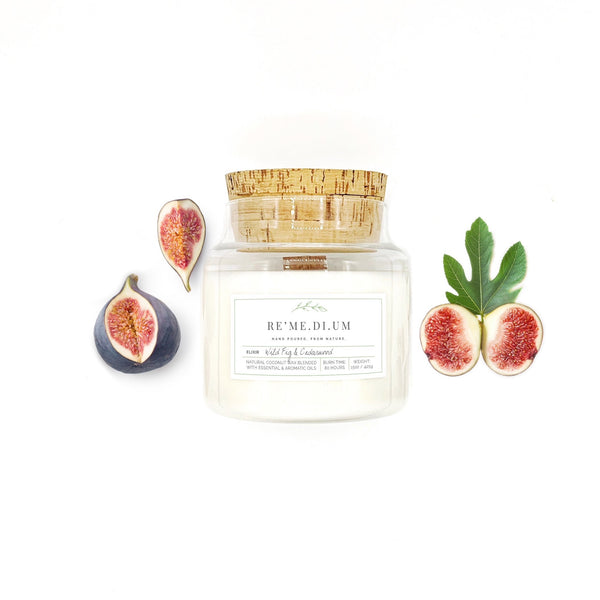 Wild Fig & Cedarwood