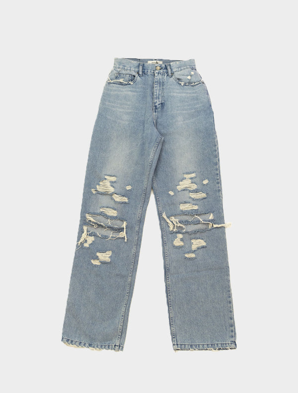 Distressed Denim 001