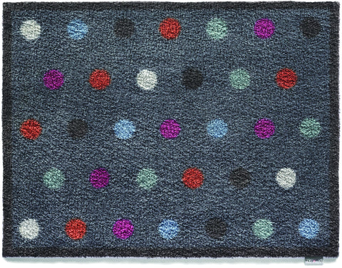 Hug Rug - Spot 12 Design - Highly Absorbent Indoor Barrier Mat - Available in 2 sizes