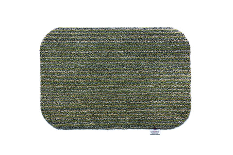 Hug Rug - Candy-Sage  Highly Absorbent Indoor Barrier Mat - Available in  3 Sizes