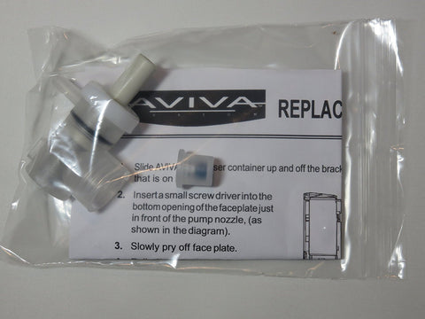 Replacement Pump and Valve pack for Aviva & Trio Dispensers