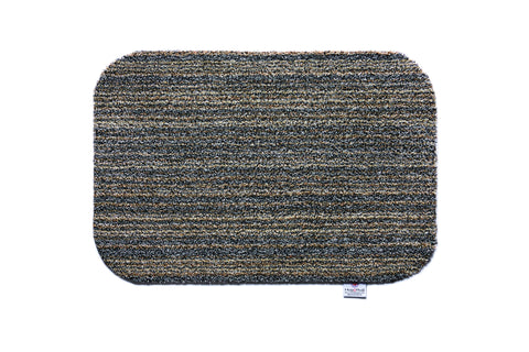 Hug Rug - Candy-Slate  Highly Absorbent Indoor Barrier Mat - Available in  3 Sizes