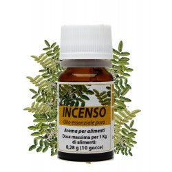 Incenso 5 ml