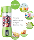 Portable Protein Shake and Smoothie Blender - 16 oz