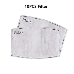 Filterability Carbon Filter Cotton PM2.5