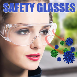 PC-Safety Glasses Eye Protection