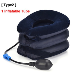 Air Inflatable Cervical Collar Neck