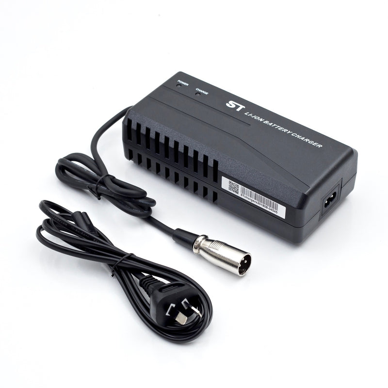 58.8V Charger for 52V Battery ( 2.5 Amp - XLR plug)
