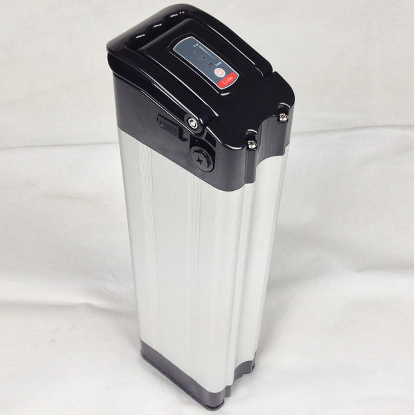 24V 12.5Ah Silver Fish - Silver - Bottom Discharge - Lithium Ion Battery