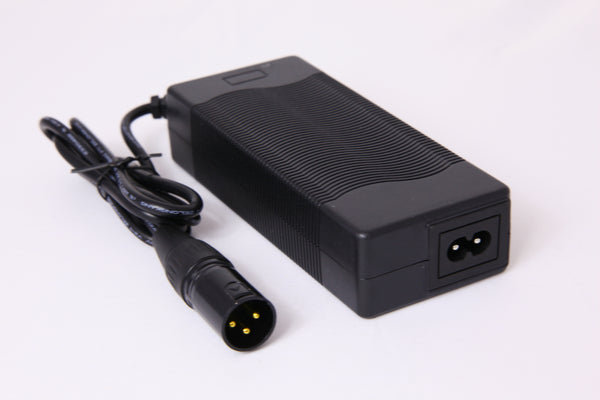 29.4V Charger for 24V Battery ( 2 Amp - XLR plug)