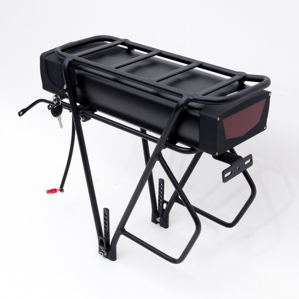 36V 20Ah Generic Rear Rack - Lithium Ion Battery